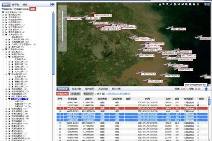 移动目标时空大数据管理平台